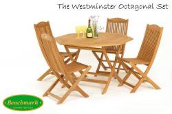 Westminster 4 Seater Set